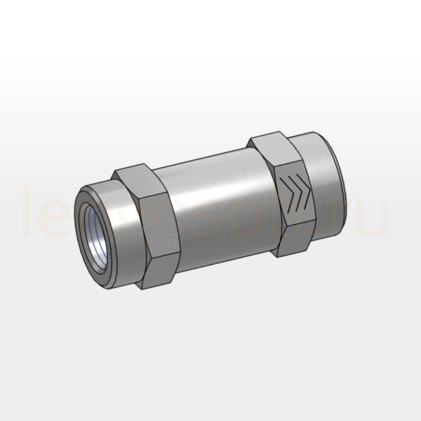 Клапаны обратные высокого давления DIN2353, BSPP и NPT
