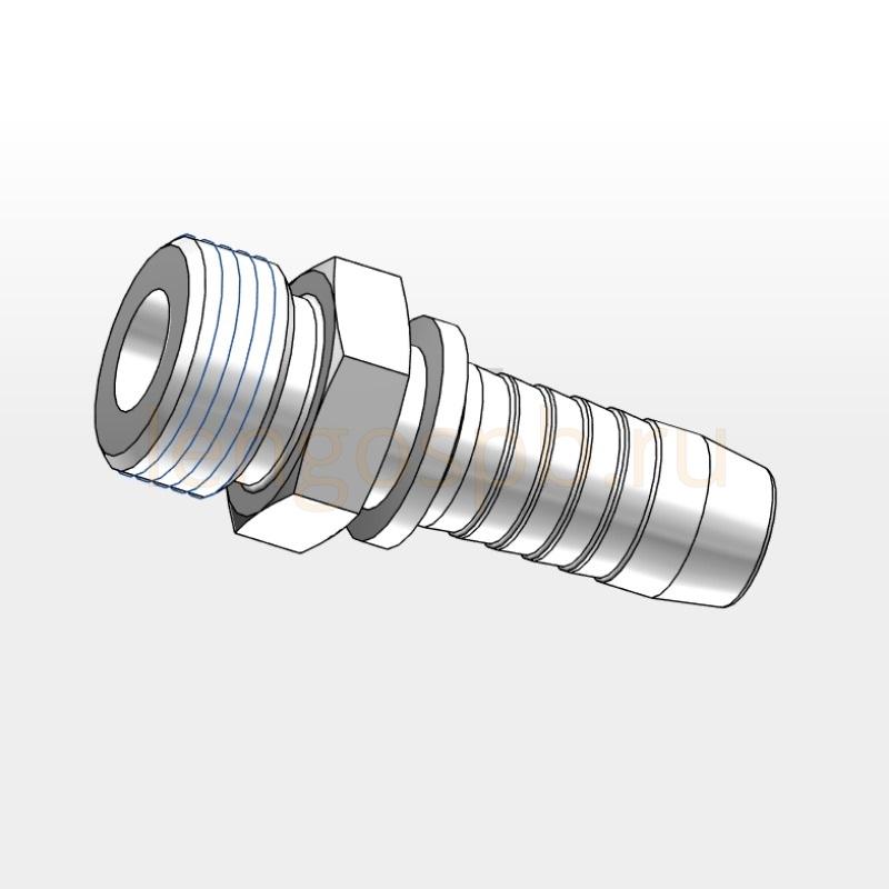 EAGF — Male adaptor nipples BSPP