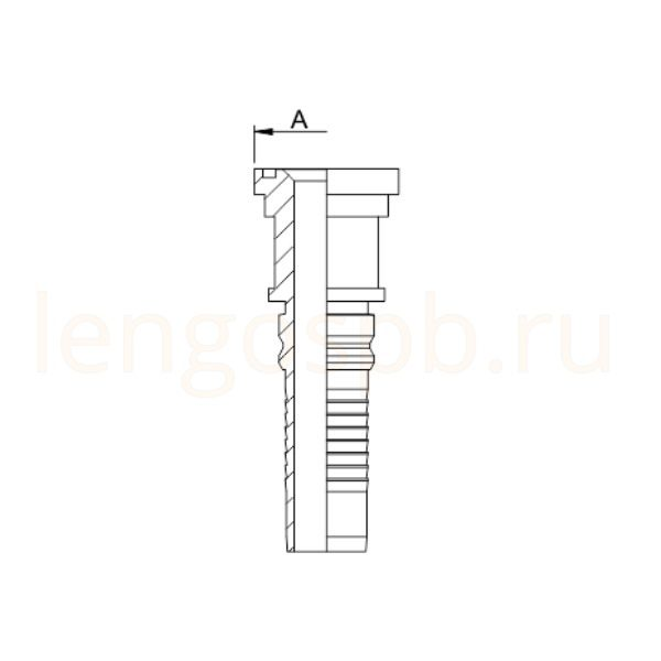 Фланцы и скобы SF 6000 тяжелая серия