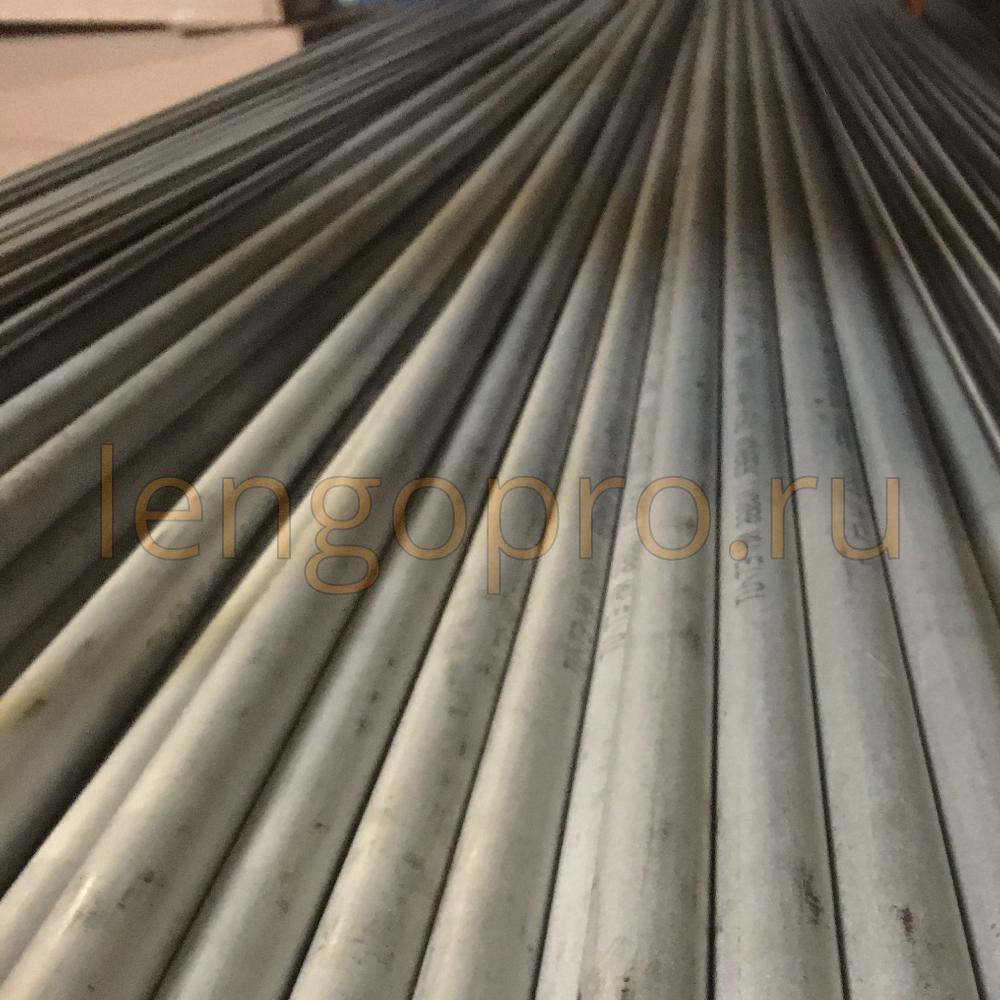 Труба гидравлическая 12x1,5 прецизионная из нержавеющей стали 316l из оцинкованной стали
