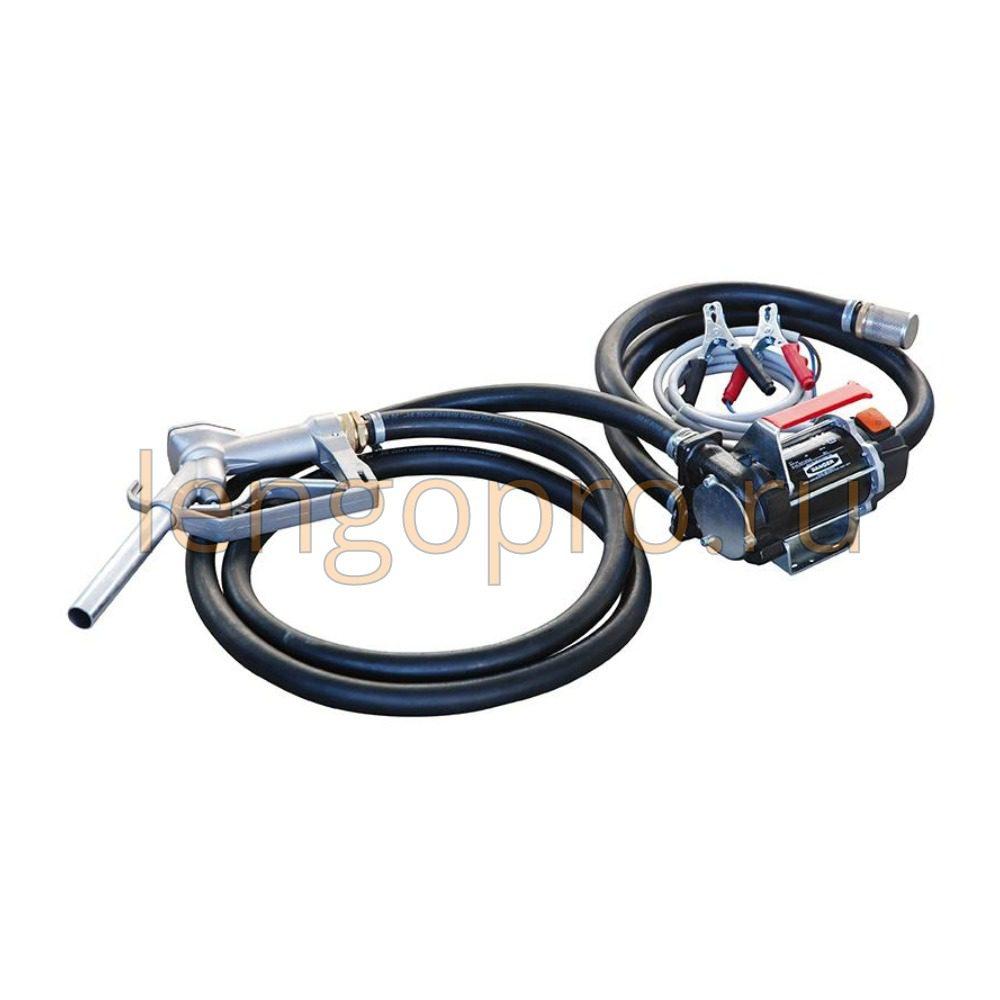 PIUSI Battery kit 3000 набор для перекачки топлива 24 вольт