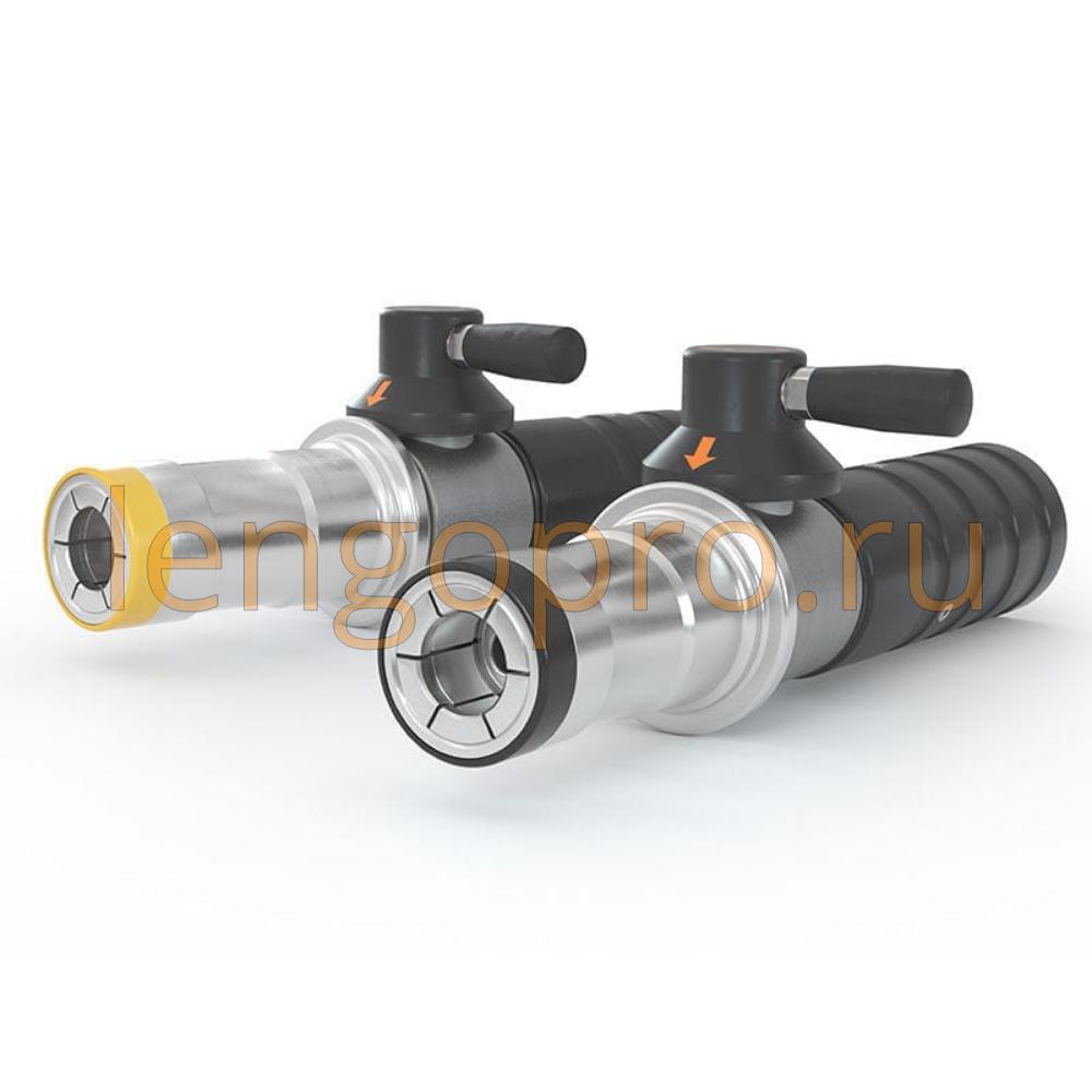 Заправочный пистолет TK26 CNG WEH для автобусов и грузовиков