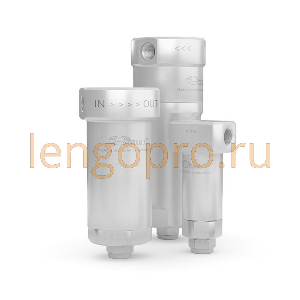 Коалесцентный или коалесцирующий фильтр или коалесцер TSF2 CNG WEH