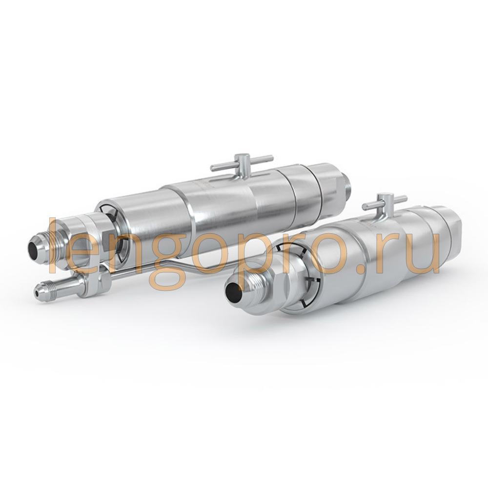Разрывная муфта TSA5 WEH для АГНКС с рециркуляцией газа и без