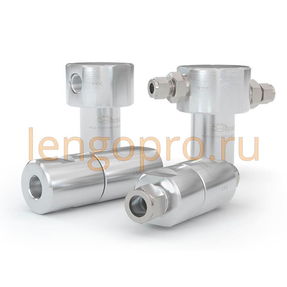 Фильтр TSF4 CNG WEH для очистки газа на автомобилях и АГНКС