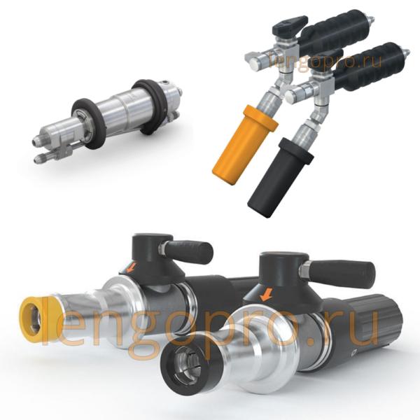 WEH — компоненты для АГНКС и CNG
