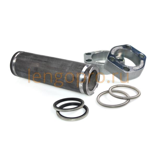 Фланцевые соединения Parker Parflange F37 со стяжным кольцом