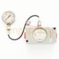 Расходомер, индикатор давления, температуры и расхода жидкости Minipress присоединение к контрольной точке