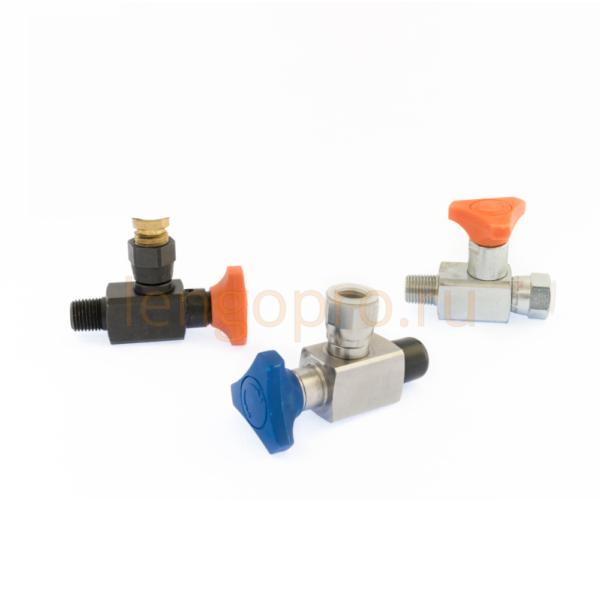 Клапаны для защиты КИП